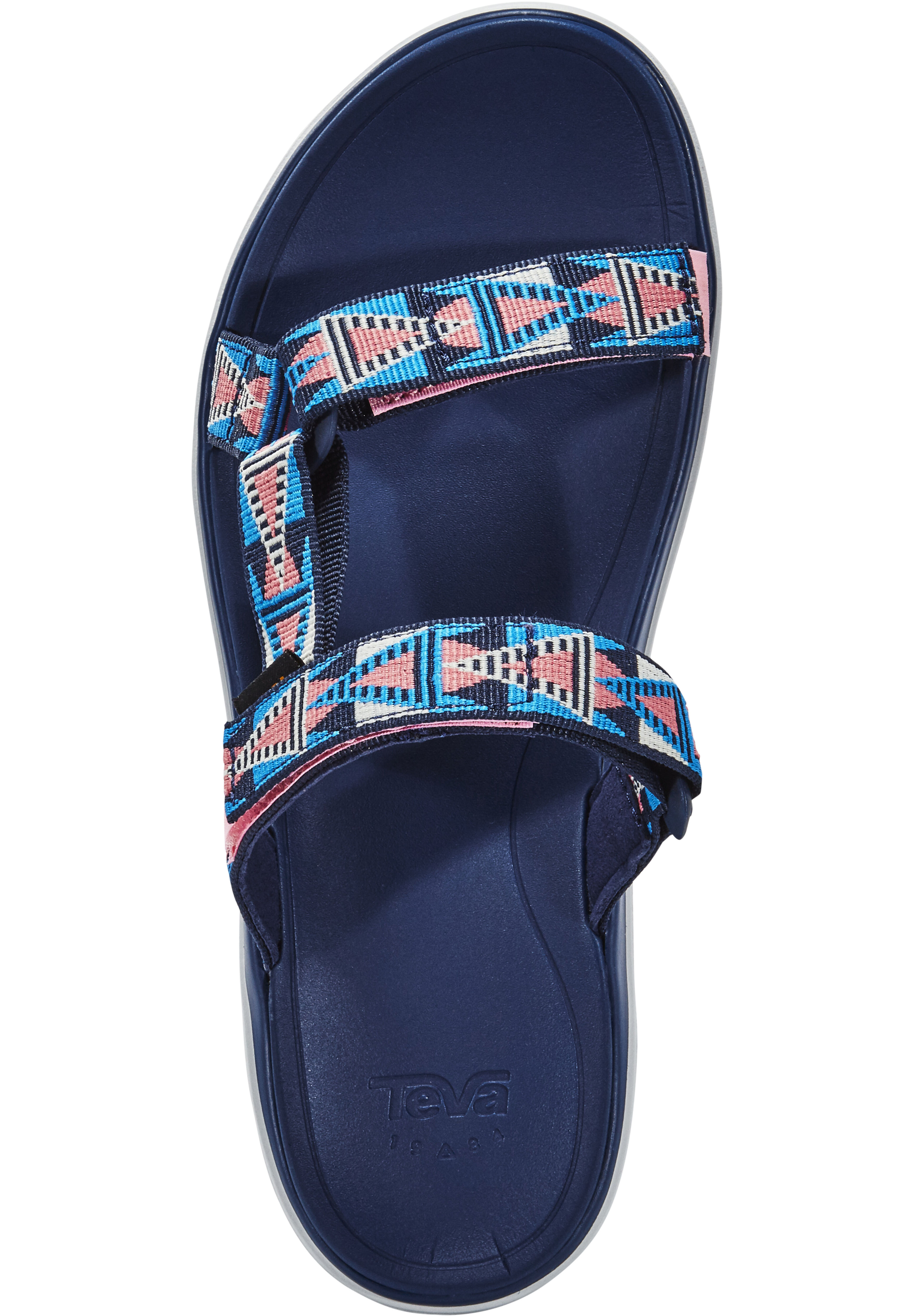 672651a66696 Teva Terra-Float Lexi Sandals Women pink blue at Addnature.co.uk